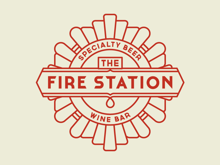 The Fire Station Busselton branding