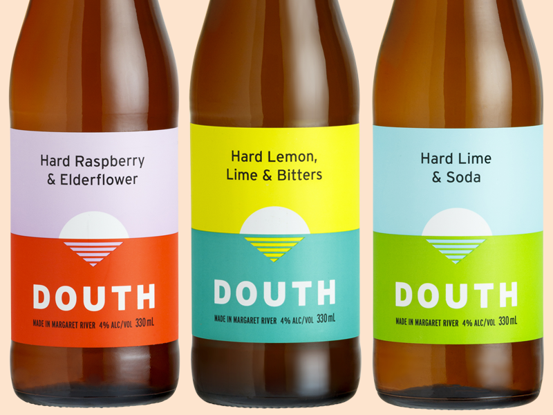 Douth Hard Soda