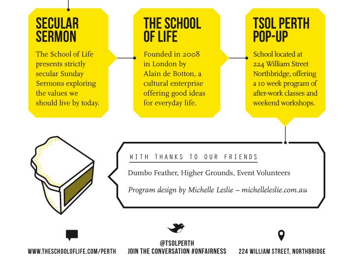 The School of Life program