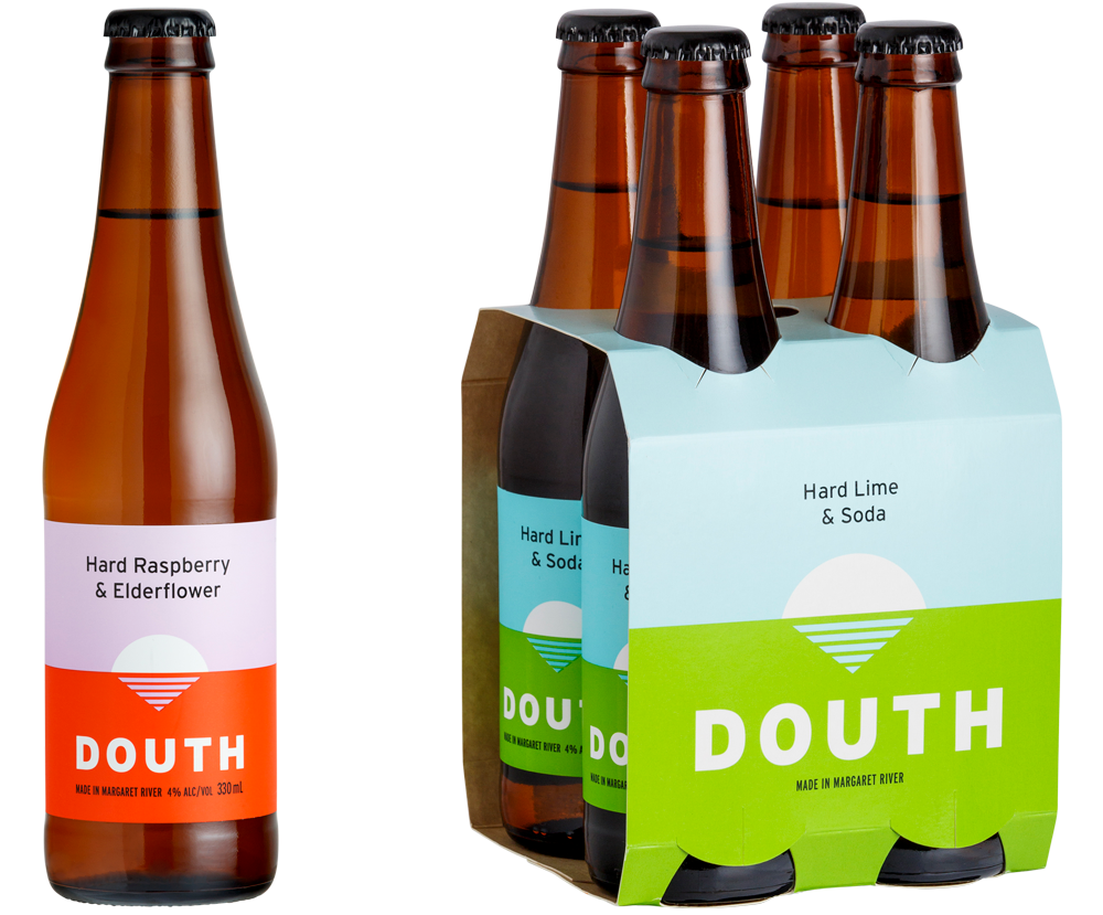 Douth packaging